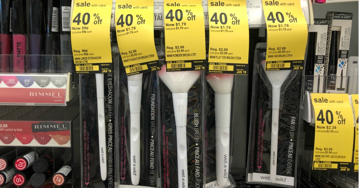 graphic about Wet N Wild Printable Coupon identified as In excess of $2 Really worth of Clean Damp n Wild Discount coupons \u003d Absolutely free Eyeshadow at