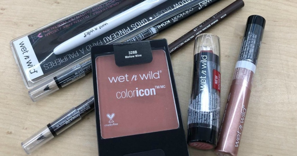 Over $2 Worth of New Wet n Wild Coupons = FREE Eyeshadow at