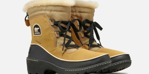 Sorel Women's Snow Boots Only $73 Shipped (Regularly $130)