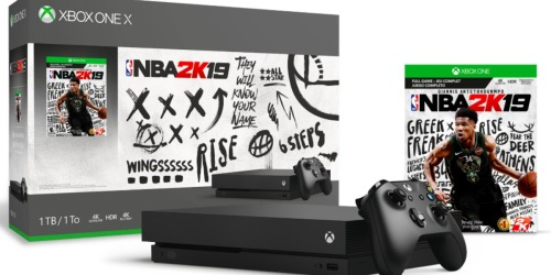 Xbox One S Bundles Only $199.99 Shipped After Target Gift Card