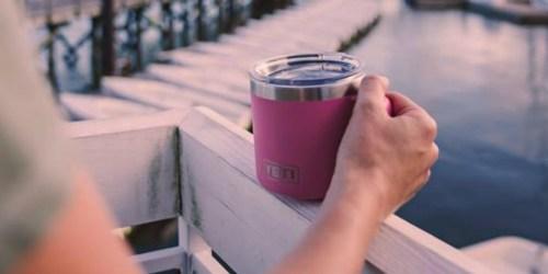 YETI Rambler Mugs Only $18.75 (Regularly $25) + More