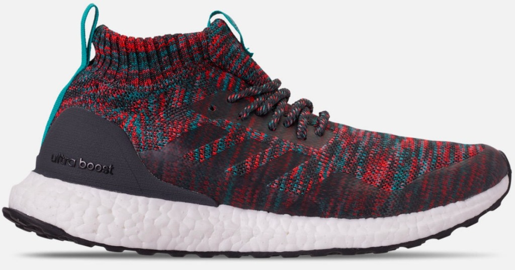 best service 9f154 ec886 Adidas Mens UltraBOOST Mid Running Shoes Only 97 Shipped (Regularly 200)