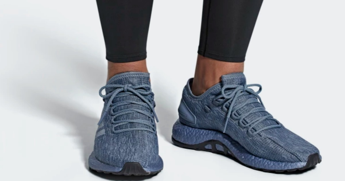 de1a40cb09a76 Adidas Men s PureBOOST Running Shoes Only  57 Shipped (Regularly  170)