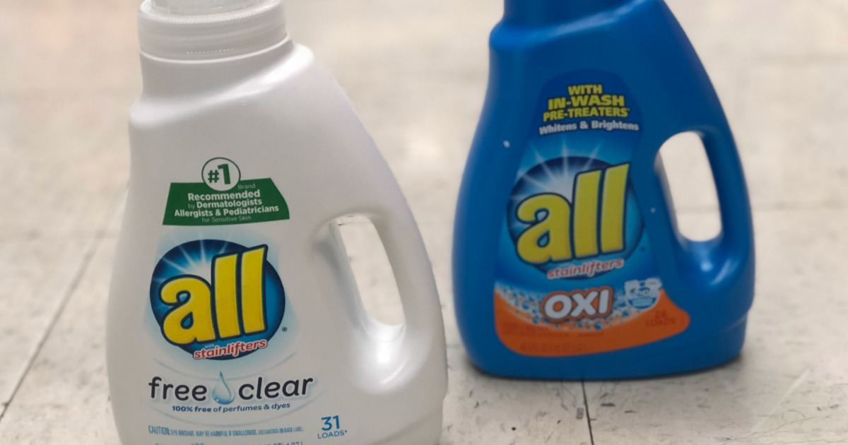 photo about All Laundry Detergent Printable Coupons called all Laundry Detergent Only 99¢ Every single at Walgreens (Setting up 4