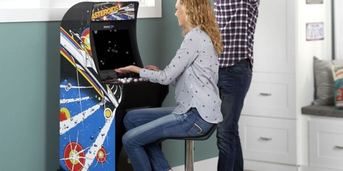 Arcade1Up Asteroids Game System Only $162.98 Shipped (Regularly $300)