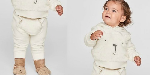 GAP Baby Sherpa Apparel as Low as $6.59 (Regularly $20) + More