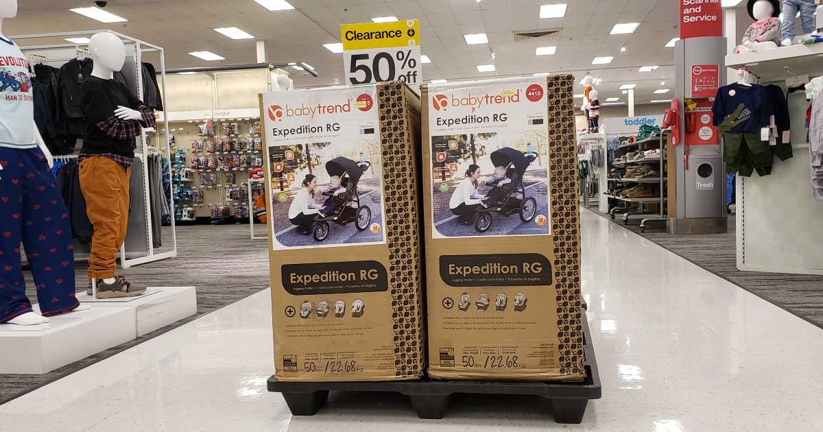 50 Off Jogger Stroller At Target Amp More