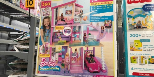 Barbie DreamHouse Playset Possibly as Low as $75 (Regularly $200) at Walmart + More