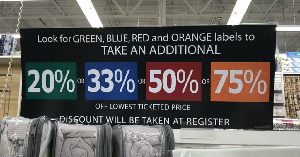 Bed Bath Beyond Clearance