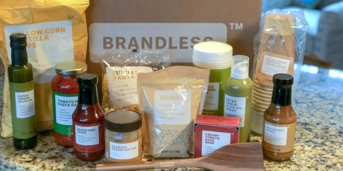 Brandless Household & Grocery Essentials Deal: New Customers Get $5 Off Any $5 Order + More
