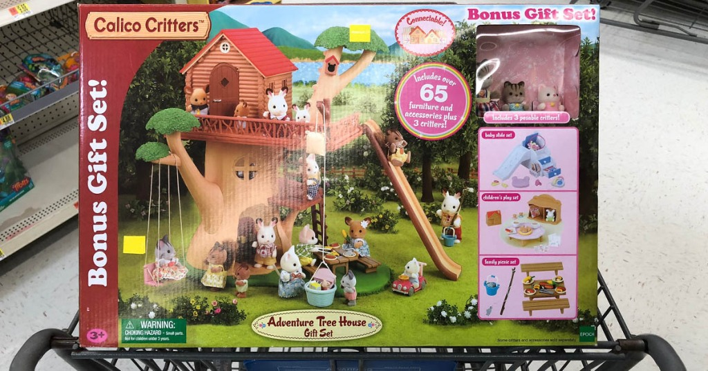 Calico Critters Play Sets Possibly Up To 85 Off At Walmart Hip2save