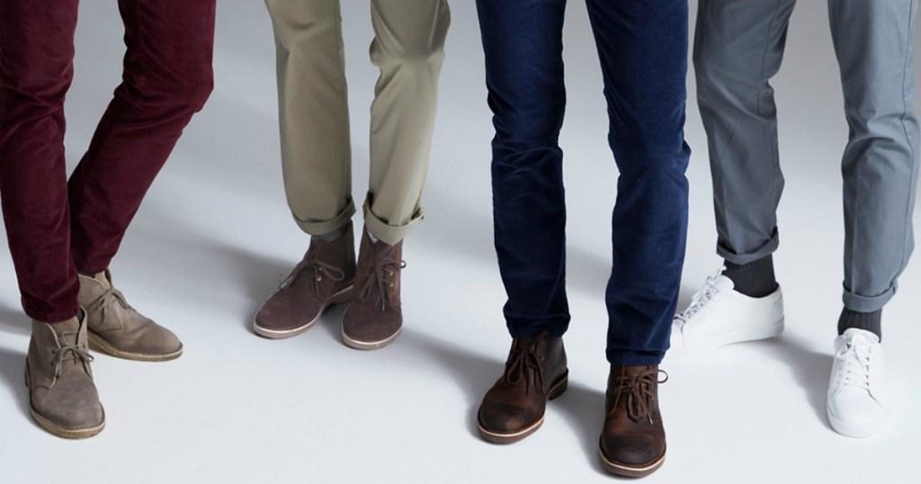 Clark's Chukka Boots