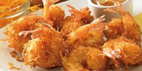 FREE Coconut Shrimp Appetizer at Outback Steakhouse w/ ANY Purchase (January 2nd Only)