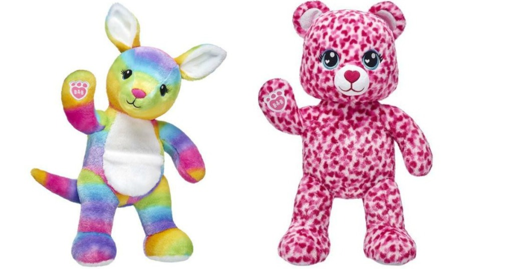5259dc4d3ba Build-A-Bear Scented Bear Only  13.20 (Regularly  22) + More
