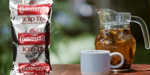 Community Coffee Open Brewed 24-Count Ice Tea Packs Only $7.89 (Ships w/ $25 Amazon Order)