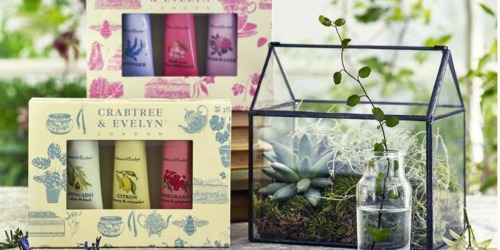 65% Off Crabtree & Evelyn Gift Sets & Body Care Items