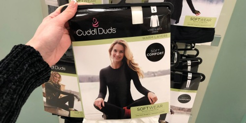 Cuddl Duds Women's Softwear Only $14.99 on Zulily.com (Regularly $28+) | FREE Shipping Offer