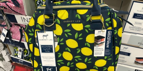 Sam's Club: Dabney Lee Insulated Lunch Tote Only $19.98 Shipped (Includes Snack Set)