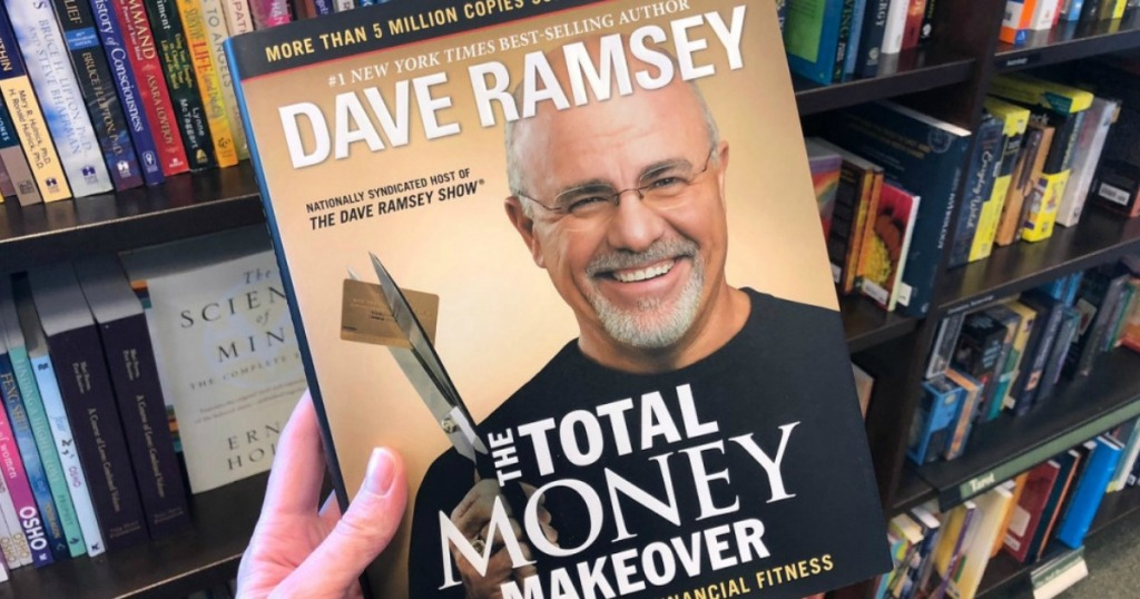dave ramsey total money makeover book