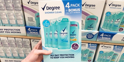 $5 eGift Card Valid at Sam's Club When You Buy 2 Unilever Products (AXE, Dove Men+Care, Degree & More)