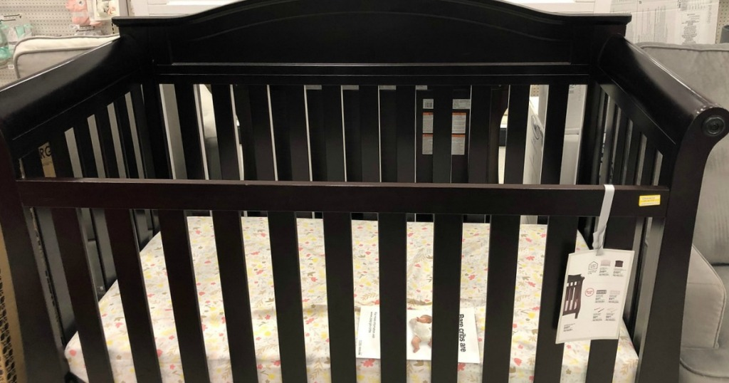 50% Off Baby Gear At Target (Car Seats, Cribs & More