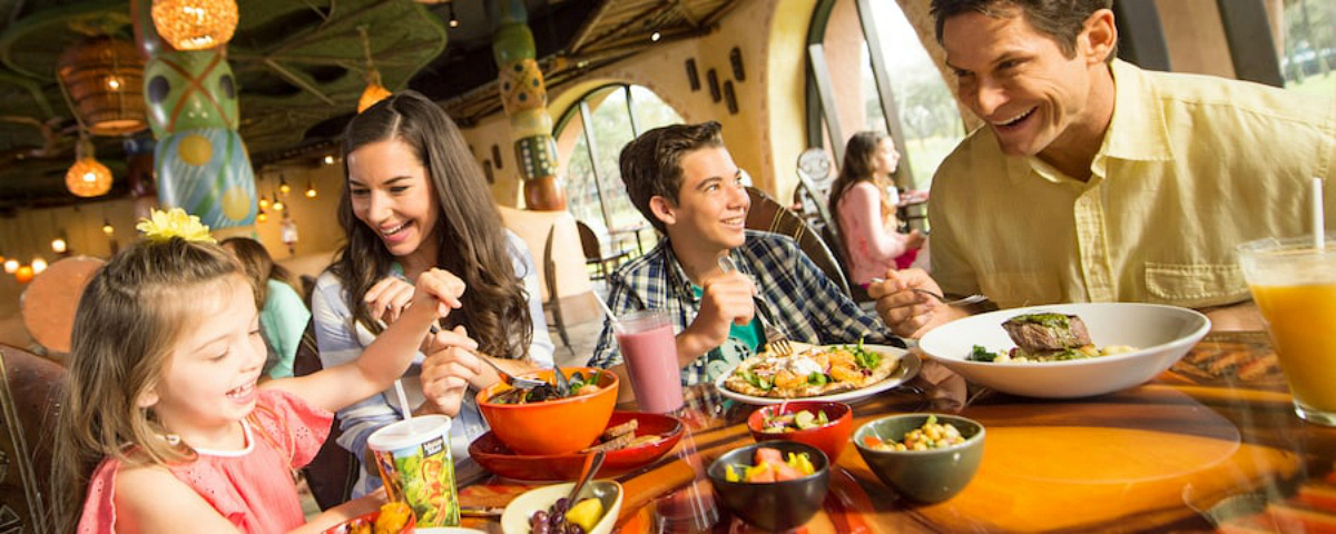 dining plan overview family eats at disney