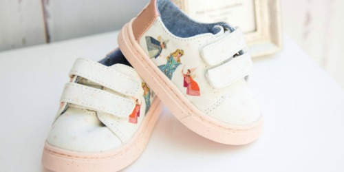 Up to 65% Off Disney TOMS Shoes for the Family