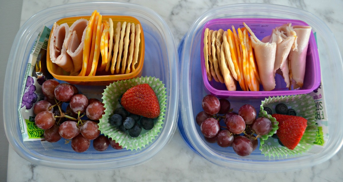diy lunchables lunch box hacks for school lunches meal prep healthy food