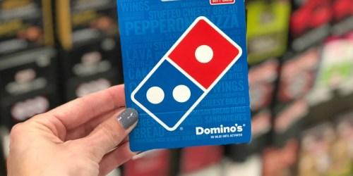 Over 10,000 Win FREE Domino's Pizza e-Gift Cards ($4 – $100 Value)