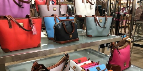 Designer Handbags as Low as $44.50 Shipped | Dooney & Bourke, Kate Spade & More