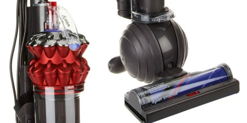 Dyson Small Ball Upright Bagless Vacuum as Low as $184.98 Shipped (Regularly $400)