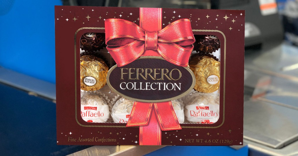 ferrero 12 piece gift box