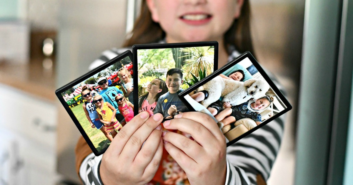 THREE Framed Photo Magnets Only $6.99 + Free Walgreens In-Store Pickup