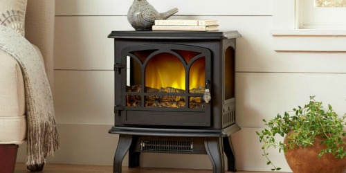 Hampton Bay Infrared Electric Stove w/ Thermostat Only $59 Shipped + More
