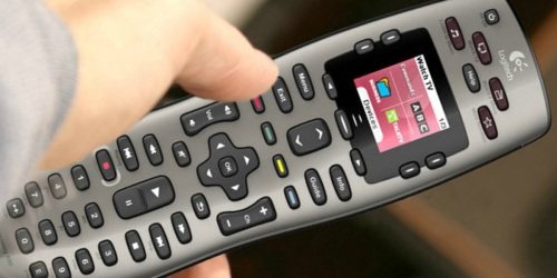 Logitech Harmony All in One Programmable Universal Remote Just $29.99 Shipped