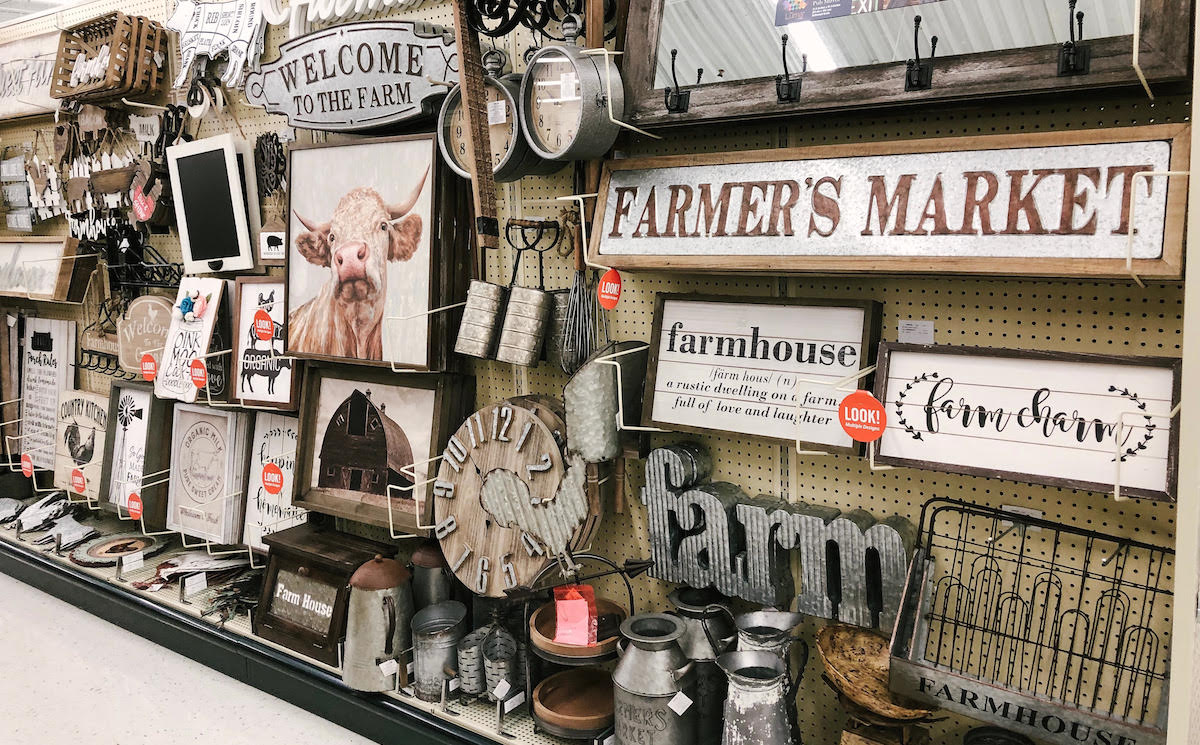 Gorgeous \u0026 Trendy Decor Ideas \u0026 Themes from Hobby Lobby