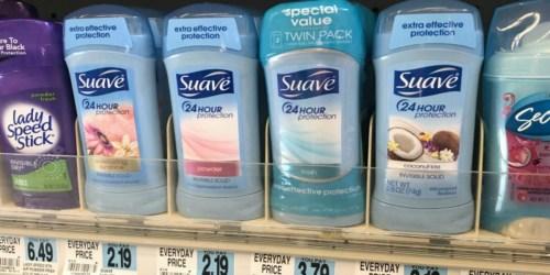 Suave Deodorant 14¢, TRESemme Shampoo & Conditioner $1 & More at Rite Aid (Starting 1/27)