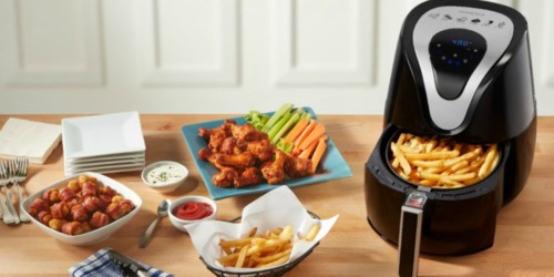Insignia Digital Air Fryer Just $39.99 Shipped (Regularly $100)