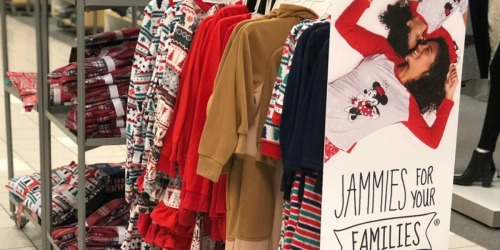Up to 85% Off Christmas Jammies + Free Shipping for Kohl's Cardholders