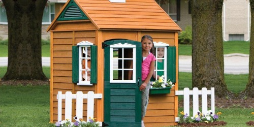 KidKraft Wooden Playhouse Only $374.94 Delivered (Regularly $450)