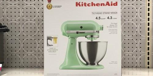 KitchenAid 4.5-Quart Stand Mixer Possibly Only $99 at Walmart (Regularly $330)