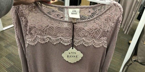 20% Off Knox Rose Women's Apparel at Target (In-Store & Online)