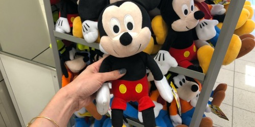 Kohl's Cares Mickey & Minnie Mouse Plush Dolls Just $3 Each Shipped