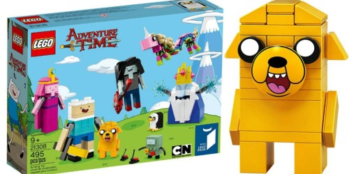 LEGO Adventure Time Set + TWO Valentine's Sets Only $39.87 Shipped (Regularly $70)