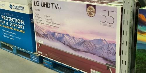LG 55″ OLED 4K Smart TV + $250 Dell eGift Card Just $1,047 Shipped