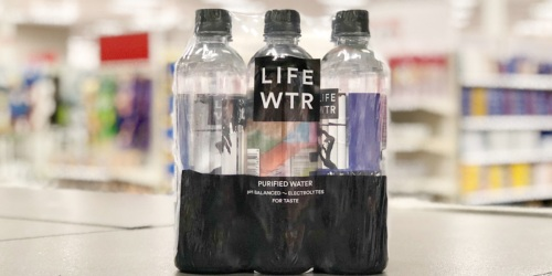 LIFEWTR 12-Packs from $7.69 Shipped for Amazon Prime Members