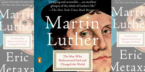 Martin Luther Kindle eBook Just $1.99 (Regularly $18)