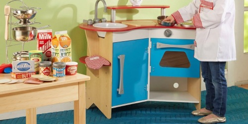 Melissa & Doug Wooden Kitchen Play Set Only $59.99 Shipped (Regularly $130)
