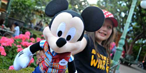 Walt Disney World 4-Park Magic Tickets as Low as $80 Per Day