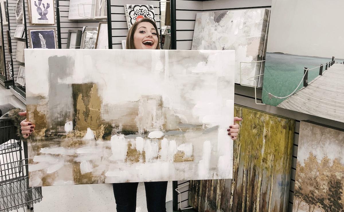 modern canvas print hobby lobby
